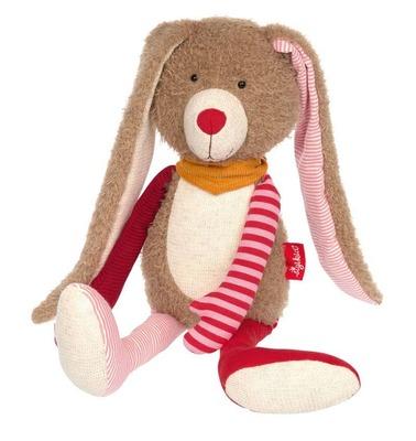 Plyšová hračka: Velký zajíc Sweety plyšák | sigikid