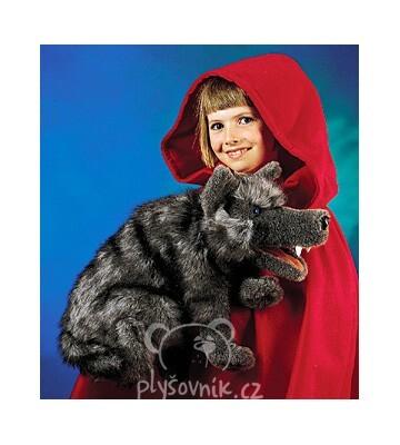 Plyšová hračka: Velký zlý vlk plyšový | Folkmanis
