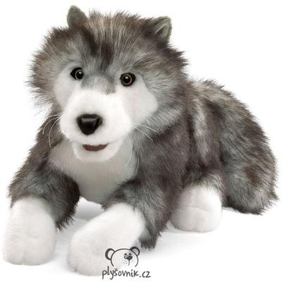 Plyšová hračka: Vlk Timber plyšový | Folkmanis
