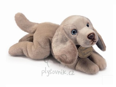 Plyšová hračka: Výmarský ohař štěně plyšový | Russ Berrie