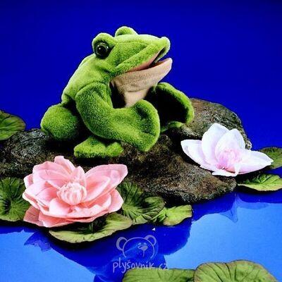 Plyšová hračka: Žába plyšová | Folkmanis
