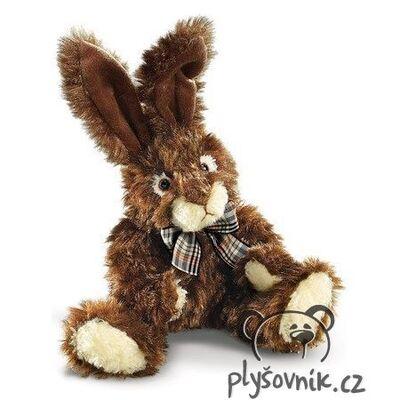 Plyšová hračka: Zajíc Furlong plyšový | Russ Berrie