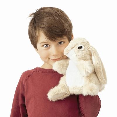 Plyšová hračka: Zajíc plyšový | Folkmanis