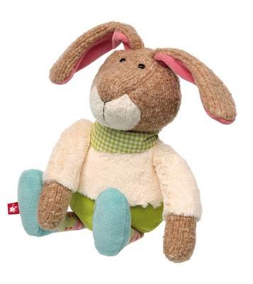 Plyšová hračka: Zajíc Sweety plyšák | sigikid
