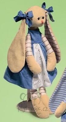 Plyšová hračka: Zajíček Klára plyšový | Russ Berrie