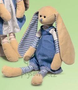 Plyšová hračka: Zajíček Koudy plyšový | Russ Berrie