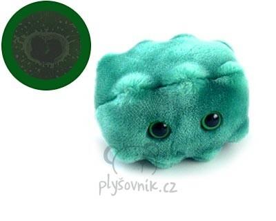 Plyšová hračka: Zápach z úst plyšový   GiantMicrobes