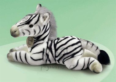 Plyšová hračka: Zebra Yomiko Classics plyšová | Russ Berrie