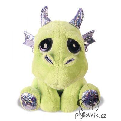 Plyšová hračka: Zelený drak Blaze plyšový | Russ Berrie