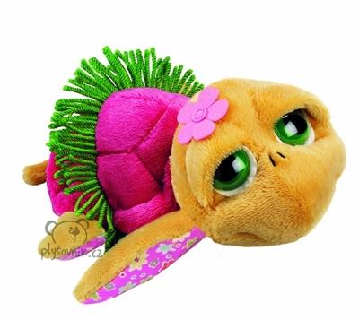 Plyšová hračka: Želva Pebbles Havaj menší plyšová | Suki Gifts