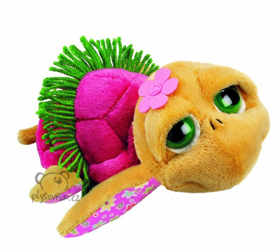 Plyšová hračka: Želva Pebbles Havaj plyšová | Suki Gifts