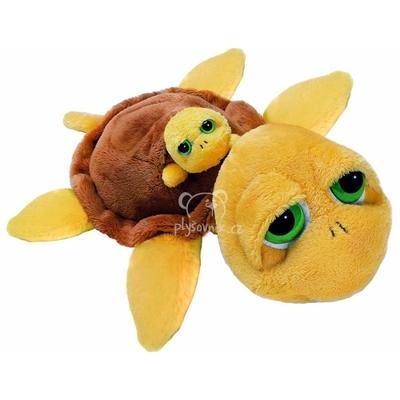 Plyšová hračka: Želva Pebbles s miminkem plyšová | Suki Gifts