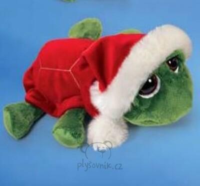 Plyšová hračka: Želva Shecky s čepicí plyšová | Russ Berrie