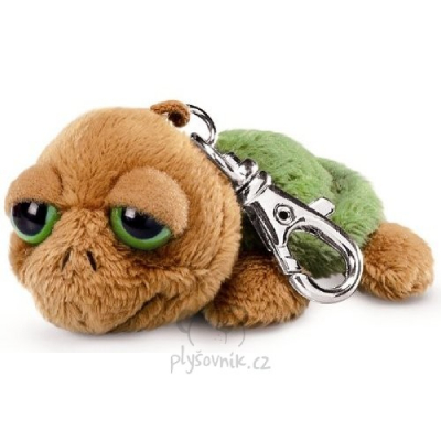 Plyšová hračka: Želvička Shelby klíčenka plyšová | Russ Berrie