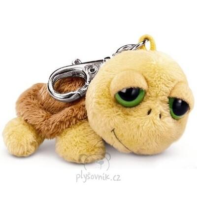 Plyšová hračka: Želvička Shelly klíčenka plyšová | Russ Berrie