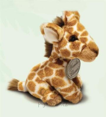 Plyšová hračka: Žirafa menší plyšová | Russ Berrie