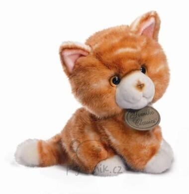 Plyšová hračka: Zrzavá kočička plyšová | Russ Berrie