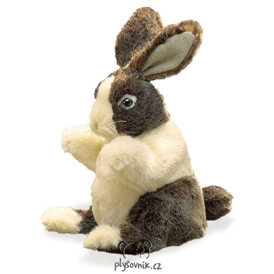 Mládě holandského králíka plyšový 20cm Folkmanis | skladem