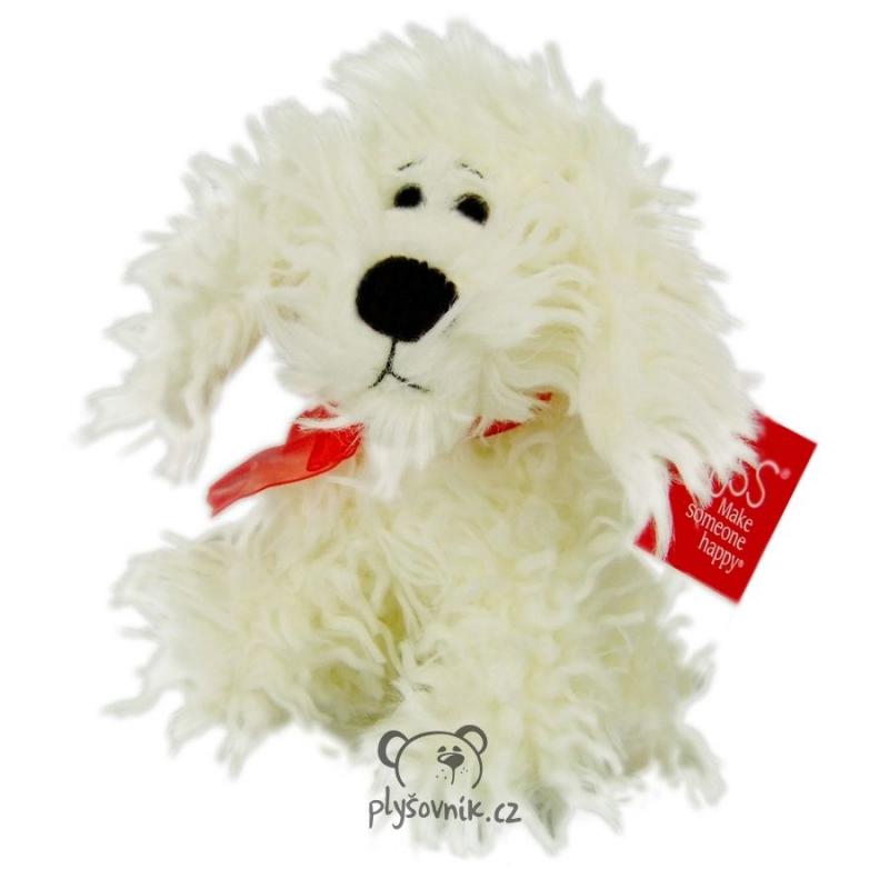 Menší pes Curly plyšový 20cm Russ Berrie | skladem