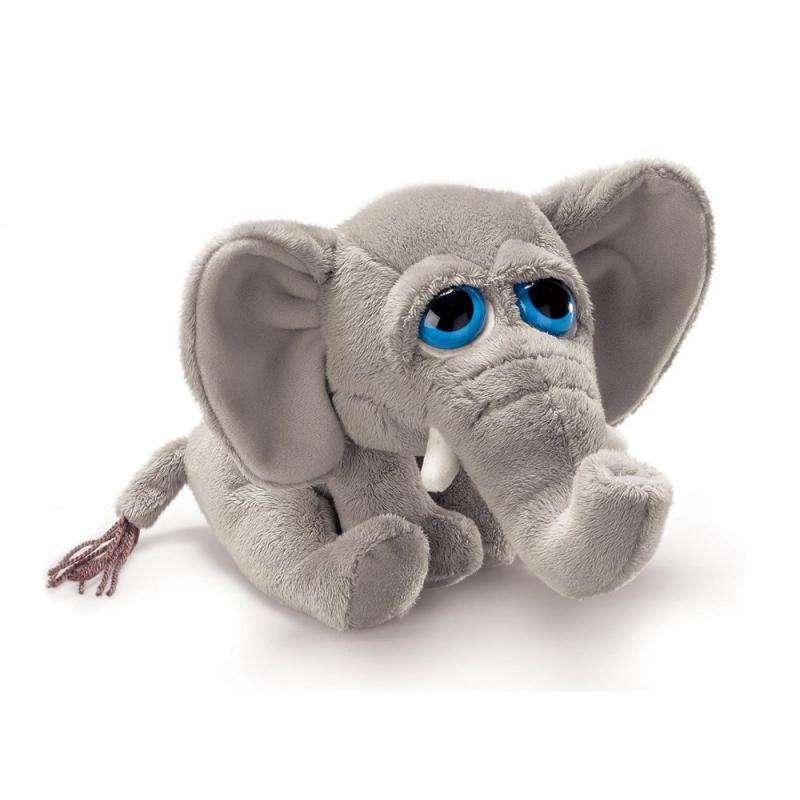 Slon Stomper plyšový 22cm Suki Gifts | skladem