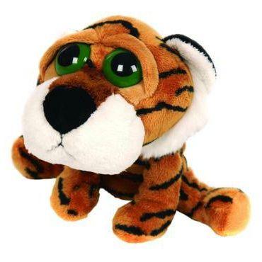Menší tygr Rumble plyšový 12cm Suki Gifts | skladem