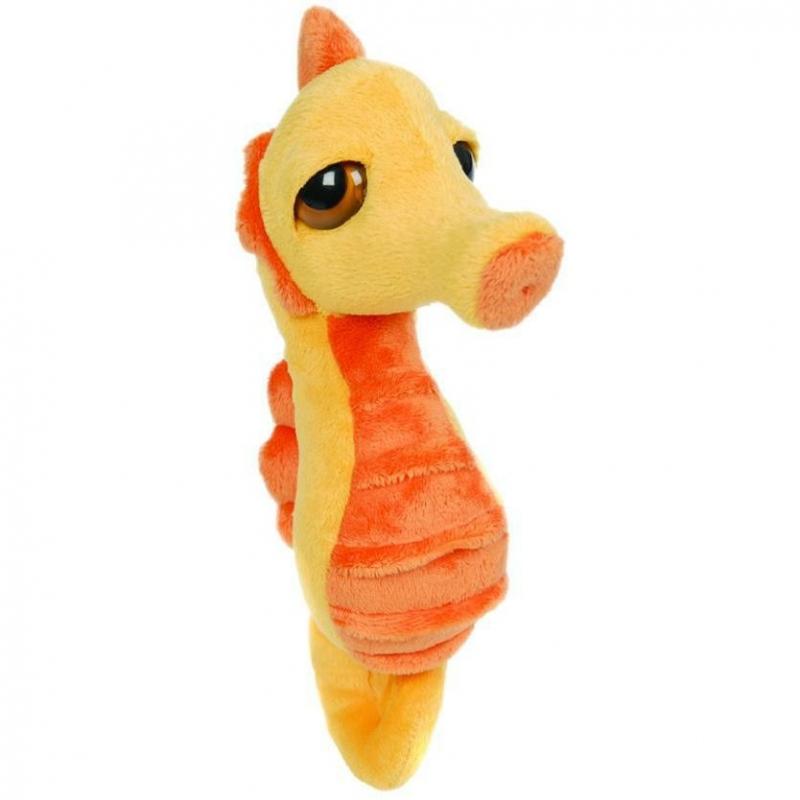 Menší mořský koník Bobby plyšový 19cm Suki Gifts