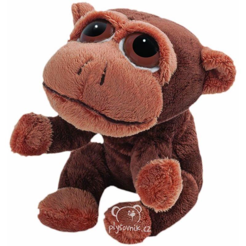 Menší opička Mario plyšová 12cm Suki Gifts