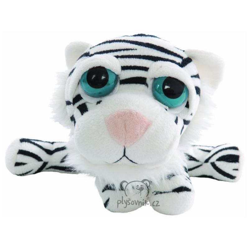 Bílý tygr Nero plyšový 25cm Suki Gifts | skladem