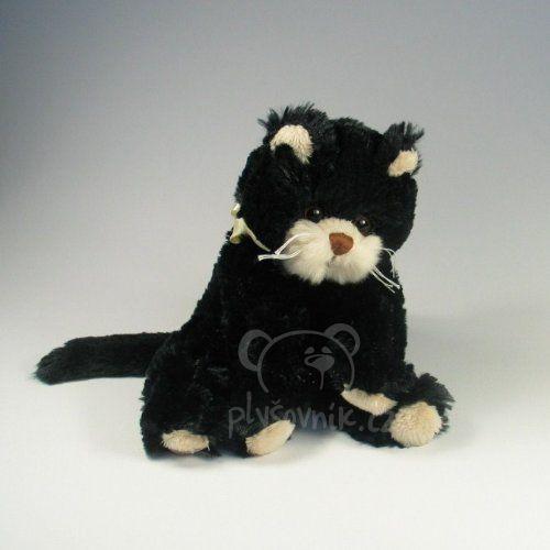 Černá černá kočička pic