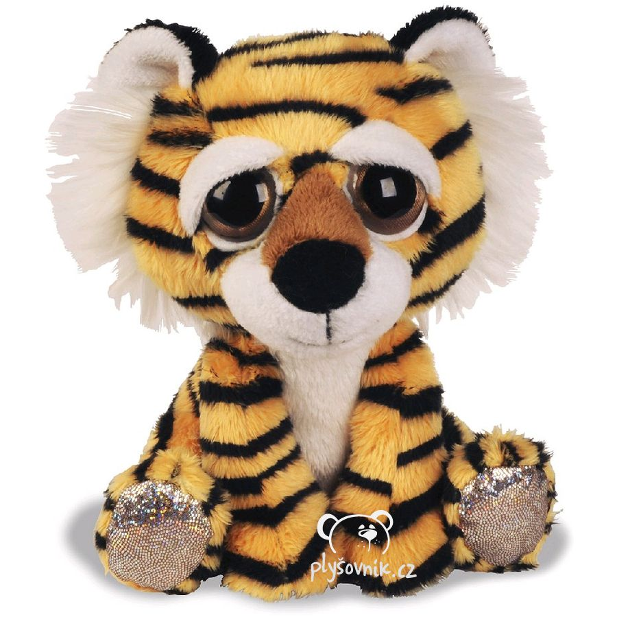 Tygr Cheddar plyšový 21cm Russ Berrie | skladem