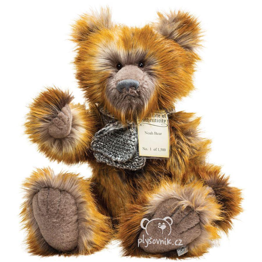 Medvídek Noah plyšový 57cm Suki Gifts