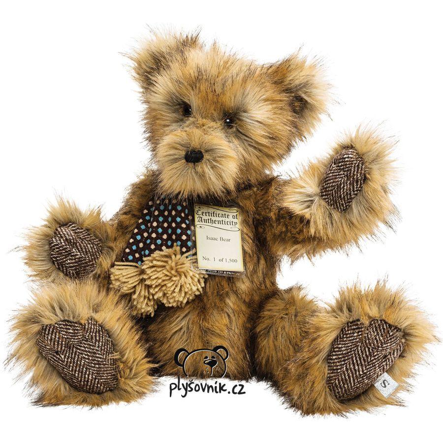 Medvídek Isaac plyšový 63cm Suki Gifts