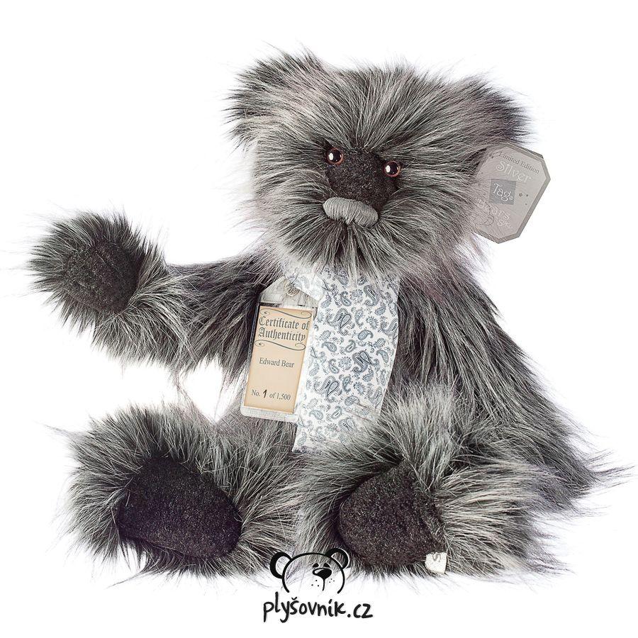 Medvídek Edward plyšový 48cm Suki Gifts