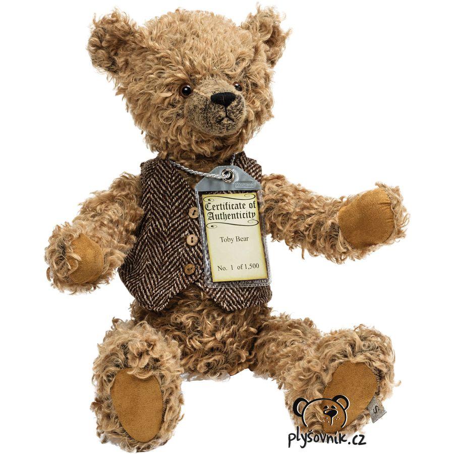Medvídek Toby plyšový 60cm Suki Gifts