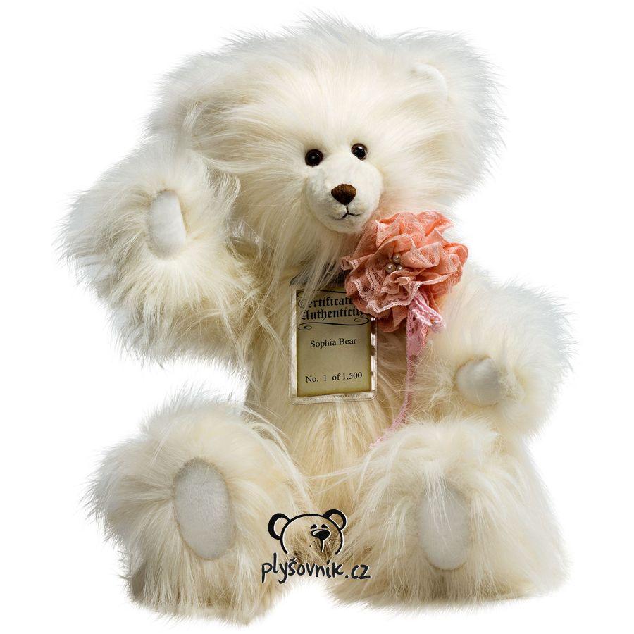 Medvídek Sophia plyšový 54cm Suki Gifts