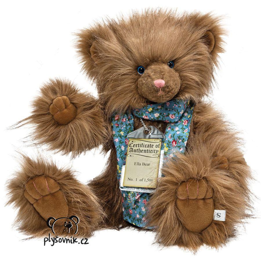 Medvídek Ella plyšový 54cm Suki Gifts
