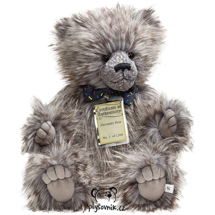 Medvídek Alexander plyšový 54cm Suki Gifts