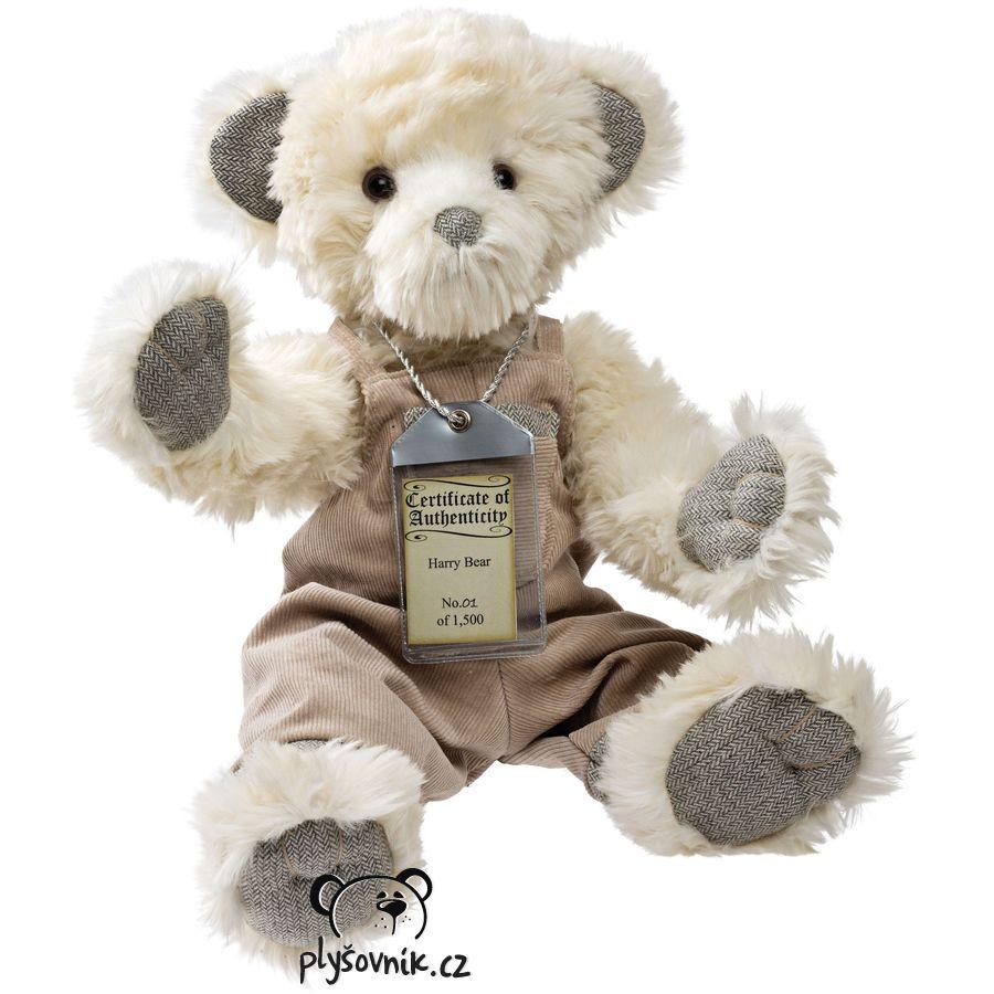 Medvídek Harry plyšový 48cm Suki Gifts