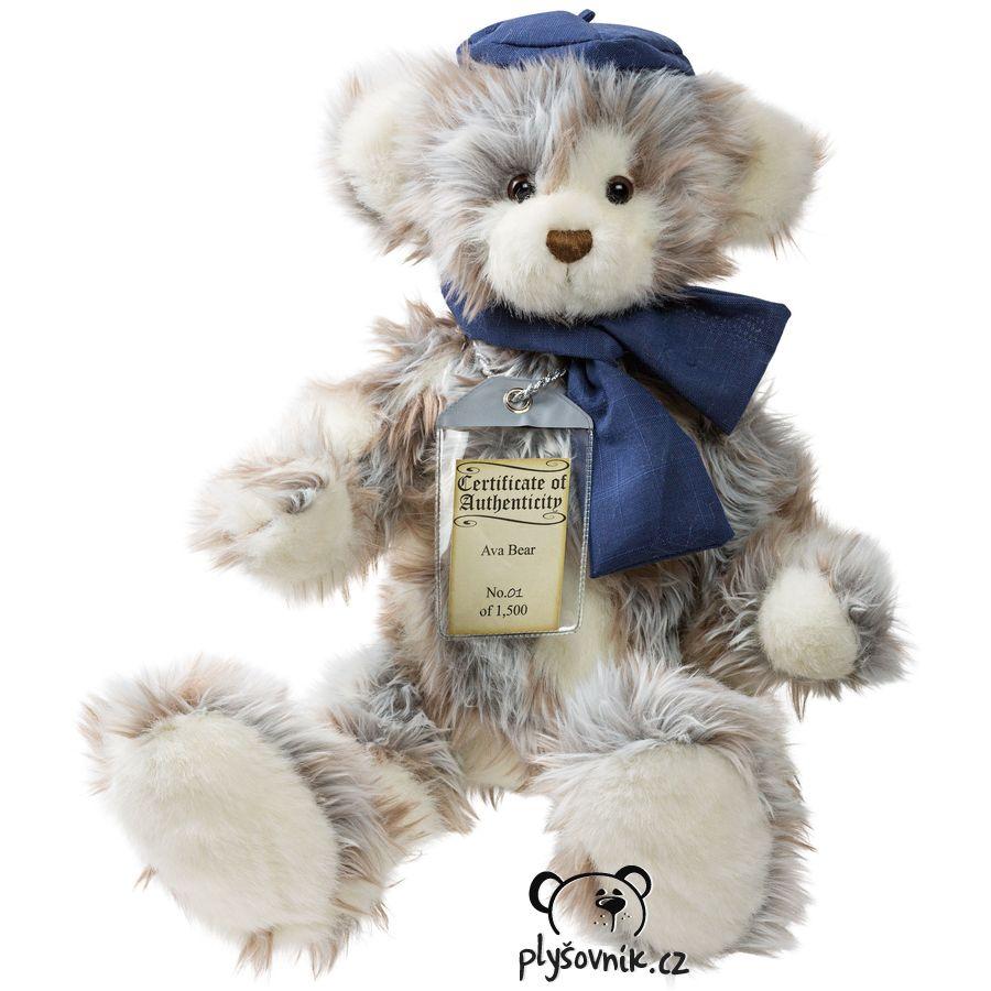 Medvídek Ava plyšový 43cm Suki Gifts