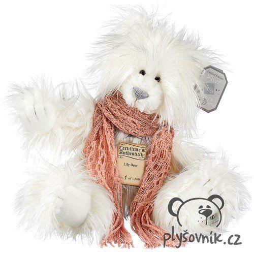 Medvídek Lily plyšový 43cm Suki Gifts