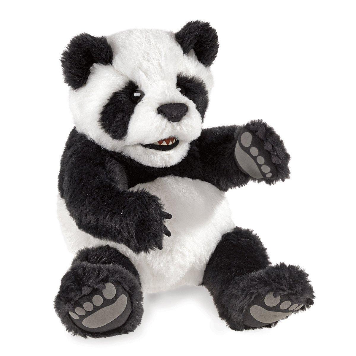 Mládě pandy plyšový 23 × 23 × 15cm Folkmanis | skladem